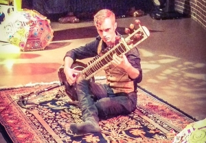1st Sitar Performance